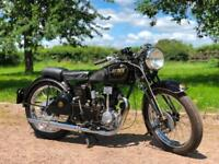 Rudge Rapid 1938 250cc