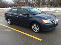 2015 Nissan Sentra S Low Milleage Only 8801KM