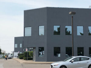 Office on Derry Road, Mississauga with excellent visibility