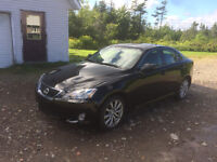 2007 Lexus IS250 AWD 69000kms! Trade for Toyota/ chev truck