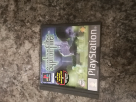 Ps1 syphon filter game