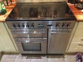Rangemaster Toledo 90 range cooker (re-listed)