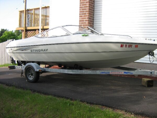 Used 2003 Stingray Boat Co 180LX