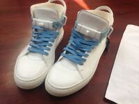 Mens buscemi hand painted sneakers eu42 great condition