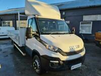 2016 (66) IVECO DAILY 70C AUTO DROPSIDE 16FT EURO 6