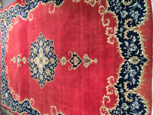 Arian Rugs Sale- Persian Tabriz 9.x12.0 for $1320