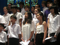 New Voices - Children's Vocal Ensemble