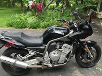 2001 Yamaha FZ1