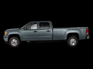 2012 GMC Sierra 2500HD SLT   Diesel, 4x4, Navigation, Leather