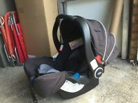 Graco Tri-logic infant car seat 0-13kg