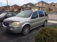 Buick Terraza Trade For Full Size Van Or Truck