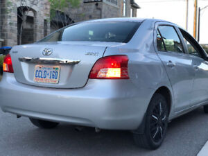 Toyota Yaris automatic 3800 fix price no bargain selling as is