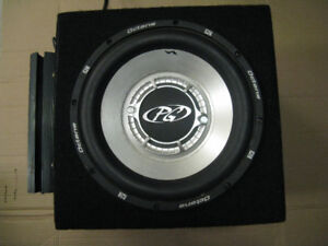JVC Deck, Legacy Amp and Phoenix Gold Subwoofer