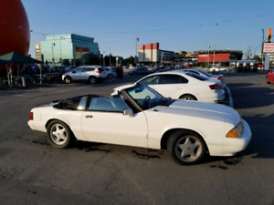 Ford Mustang 1993 Convertible Foxbody