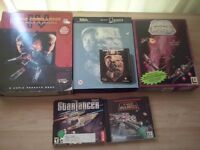 Star Wars X-Wing & Wing Commander Games