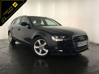 2013 63 AUDI A4 SE TDI DIESEL ESTATE 1 OWNER SERVICE HISTORY FINANCE PX WELCOME