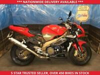 APRILIA TUONO TUONO FIGHTER RSV 1000CC LONG MOT APRIL 18 2004 53 PLATE