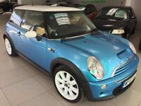 2003 Mini Mini 1.6 Cooper S Long mot.6 service stamps