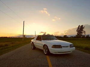 Ford Mustang 1992 5.0 Notchback