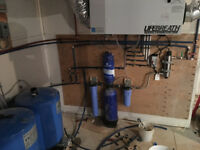 Plumbing and drain services!