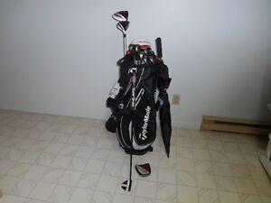 Ensemble de golf complet TaylorMade Aeroburner