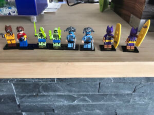 LEGO FIGURINES COLLECTABLE - TO SELL OR EXCHANGE WITH FIGURINES