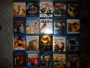 BLURAYS sale or trade