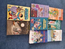Enid blyton 8 books