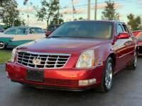 Miniature 1 Voiture Américaine d'occasion Cadillac DTS 2007