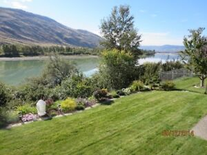Waterfront Executive Home for Sale - Kamloops (Westsyde)