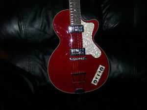 Hofner CT Club Guitar - Quality Tonewoods and German Pickups! West Island Greater Montréal image 5