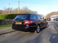 Mercedes-Benz E220 2.1CDI ( 170bhp ) Blue F 7G-Tronic Plus 2012MY CDI SE