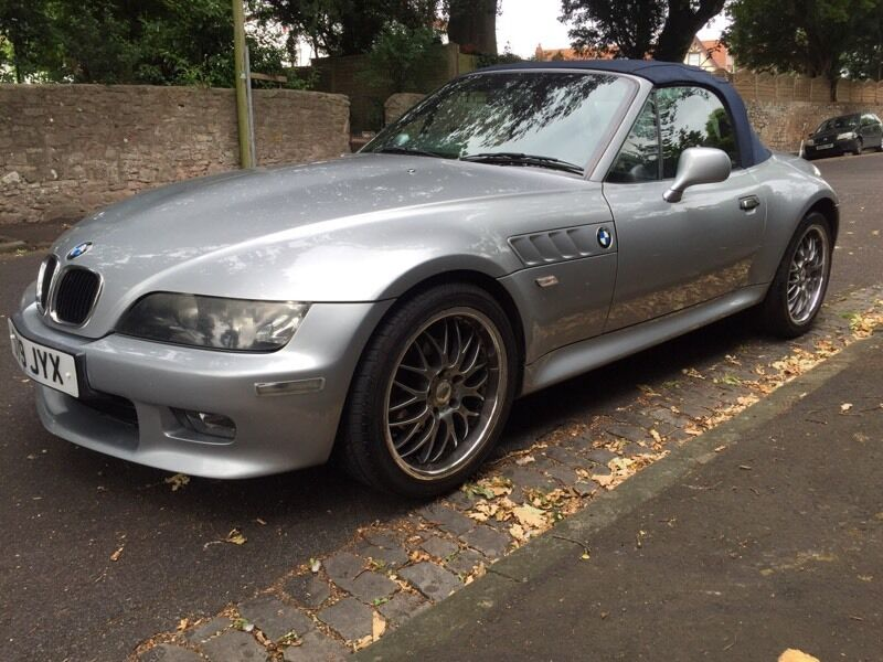 Bmw Z3 2 8 Wide Body For Sale In St Werburghs Bristol