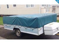 Penning fiesta trailer tent