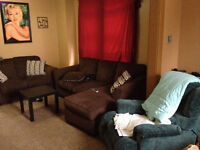 MUST SEE! 3-BEDROOM APARTMENT AVAILABLE AUGUST 1st or SEPT. 1st