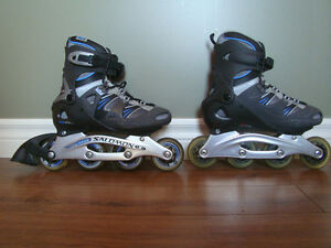 Womens Size 7 Salomon Rollerblades for sale or trade