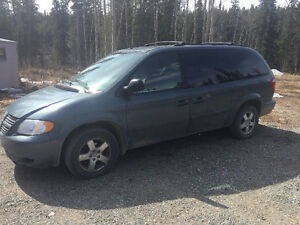 2007 Dodge Grand Caravan Minivan, Van