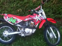 crf 100 2006