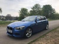 BMW 116 2.0TD ( bhp ) d M Sport (2012)