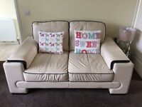 REDUCED PRICE!! 2 seater sofa with matching chair