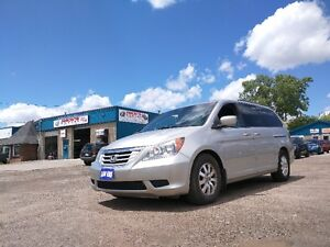 2008 Honda Odyssey !! Certified & E-Tested !! Fully Loaded !!