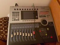 Yamaha AW2816 Digital Recording Studio