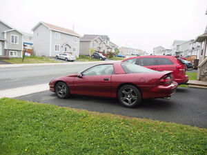 Well sorted 1995 6spd LT1 camaro trade for a 4x4/sxs/sled St. John's Newfoundland image 2