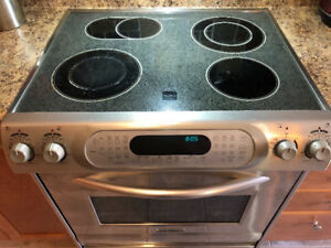 Used Kitchenaid Stove For Sale