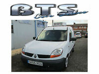 Refrigeration Renault Kangoo dci 70- MOT until 21/09/17