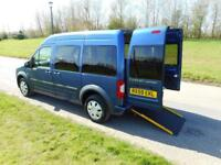 2009 59 Ford Tourneo Connect 1.8 Tdci Wheelchair Accessible Adapted Vehicle WAV