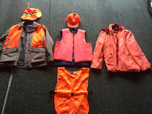 Men's hunting clothes