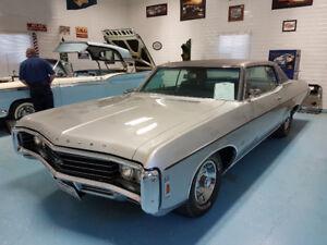 1969 Chevrolet Impala SS427 2dr Custom Coupe