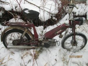 JAWA MOTOR BIKE MOTORCYCLE SCOOTER MOPED FOR PARTS