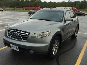 2003 Infiniti FX45 SUV, AWD, Power everything!!!